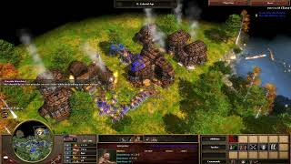 Age Of Empire 3 - Fire And Shadow - Act 1 - Walkthrough HD (No Commentary)