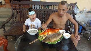 Gỏi Cá Chép Giòn - Buồn Rười Rượi Khi Mao Đệ Ốm Nặng Đến Nỗi Cháo Cá Cũng Không Buồn Ăn