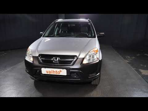 Honda CR-V 2,0-VTEC LS 5d ***LÖYTÖPIHA***, Maastoauto, Manuaali, Bensiini, Neliveto, YFE-855