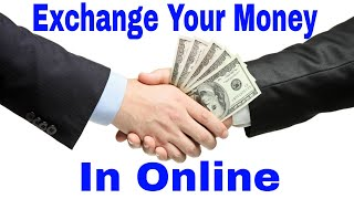 Exchange Your Currency in Online - Foreign Currency to BDT