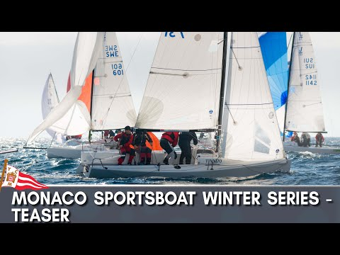 Monaco Sportsboat Winter Series 2019 - Teaser