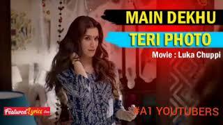 Main_Dekhu_Teri_Photo_Hindi_Love Ringtone New 2019||#Main Dekhu Teri Photo Ringtone New 2019||