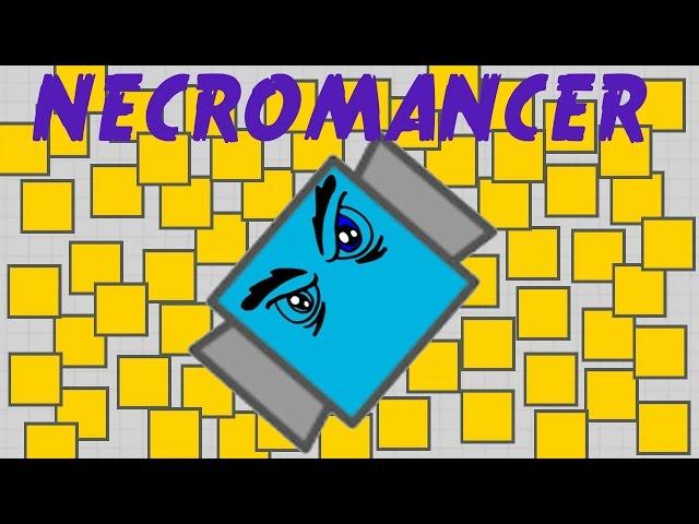 Diep-io-necromancer-vs-every-class