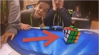 Top 10 Rubik's Cube Fails
