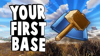 Your First Base - ep 4 - Ultimate Rust Tutorial Series 2019