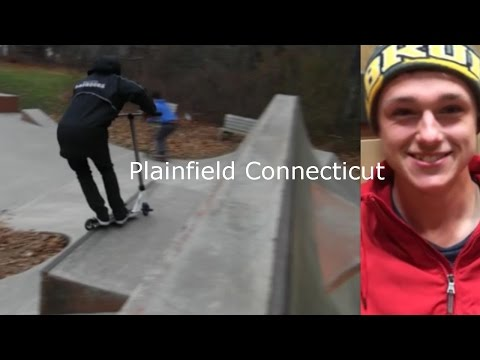Plainfield Connecticut Skatepark