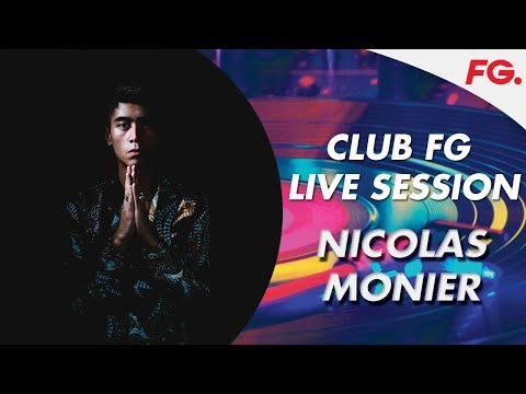 NICOLAS MONIER   LIVE STREAM   CLUB FG   DJ MIX