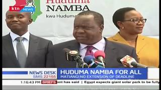 Huduma Namba for all: 31 Million Kenyans reported to have been registered so far
