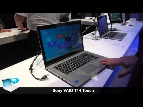 Sony VAIO T14 Touch