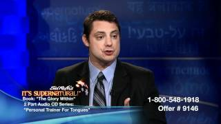 Corey Russell on It's Supernatural with Sid Roth - Ancient Mystery Revealed