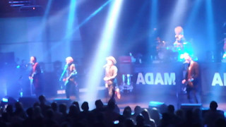 ADAM ANT - Beat My Guest & Vive Le Rock (Live @ Glasgow Royal Concert Hall. 7th May, 2017)