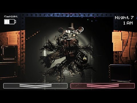 Molten Freddy EXTENDED | FNAF 2 Mod - DarkTaurus