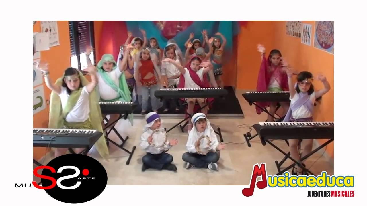 Canción del viento - Grupo de alumnos de Mi Teclado 2 - Musarte Motril