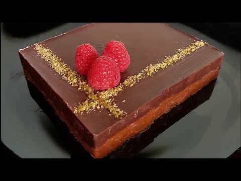Gâteau au chocolat et franmoise