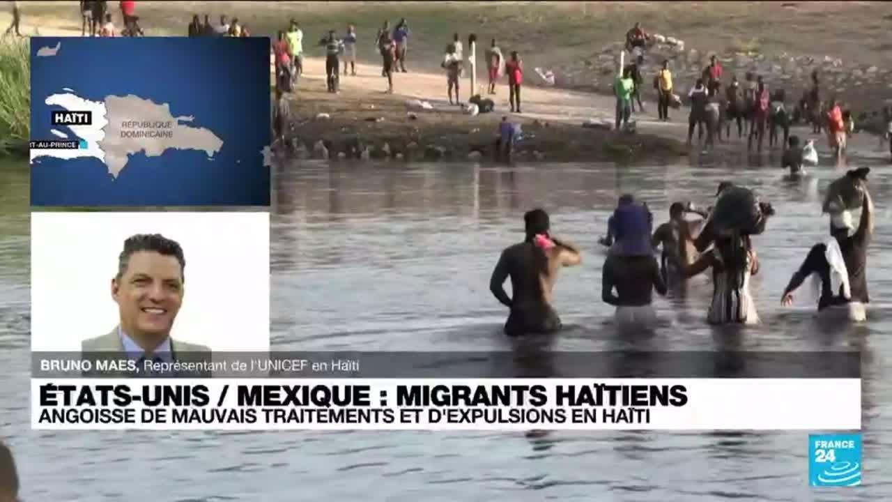 Migrants haïtiens renvoyés en Haïti : angoisse de mauvais traitements et d'expulsion