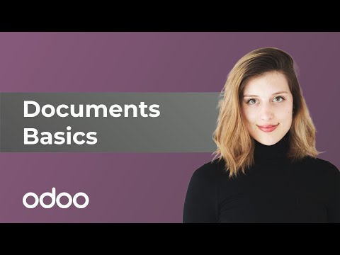 Documents Basics | odoo Documents