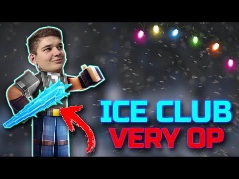 ICE CLUB : Pixel Gun 3D - Mega Op!