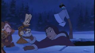 Beauty and the Beast: The Enchanted Christmas Clip