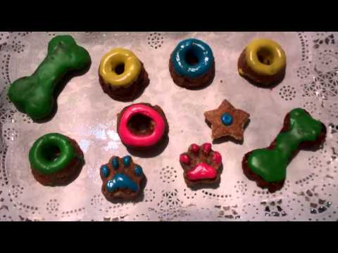 Royal Icing For Dogs Decorates Homemade Dog Treats