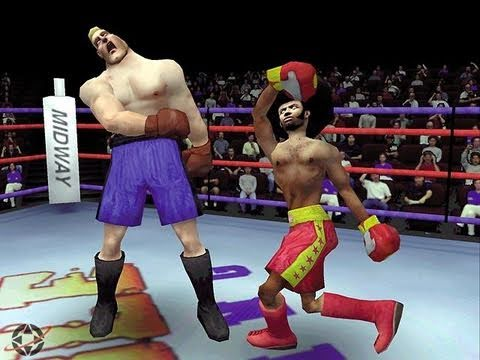 ready 2 rumble boxing round 2 dreamcast iso