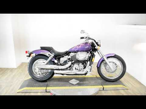 2001 Honda Shadow 750 in Wauconda, Illinois - Video 1