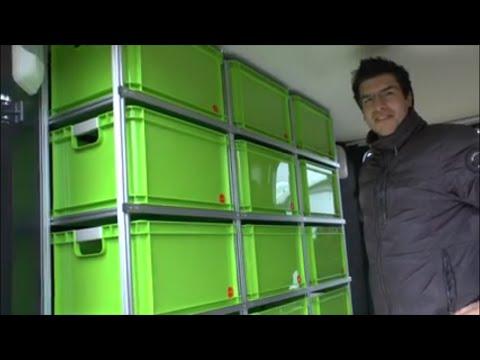 Regalsystem Einbau in mein Wohnmobil / womoclick.de