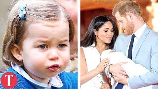 The Royal Family Kids Succession To The Throne