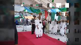 TRADITIONAL -DANCE GOMBE PEOPLE