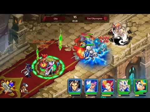 Download Magic Rush Novo Rank Arena Video 3GP Mp4 FLV HD Mp3