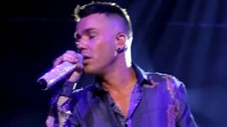 ANTHONY CALLEA The palms crown melbourne Tonight i wanna cry /talking 28/7/18