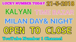 LUCKY Number Today Channel videos