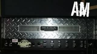 Alternative Metal Long Guitar Backing Track in A Minor (92 bpm)