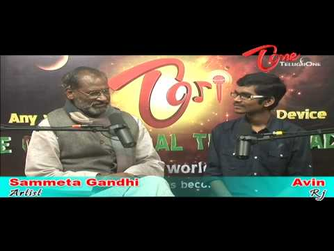 TORI Live Show With Artist Sammeta Gandhi