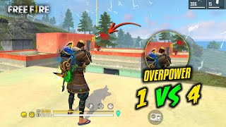 Mystic Solo vs Squad Ajjubhai OverPower Gameplay - Garena Free Fire