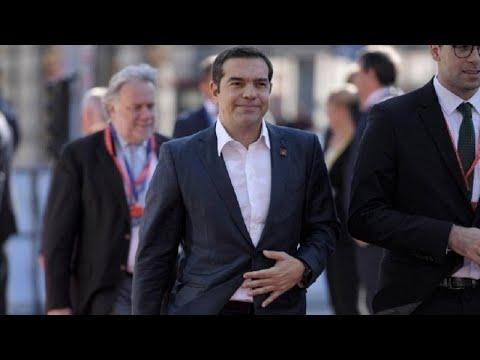 Α. Τσίπρας: «Κεντρικό πολιτικό κι ιδεολογικό ζήτημα η προσφυγική κρίση»…
