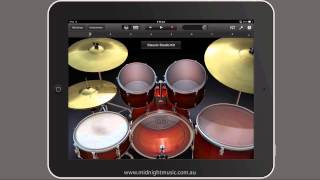 How to create spooky music in Garageband for iPad