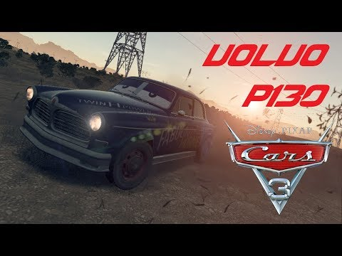 NFS Payback - Abandoned Volvo P130 But It's Pixar's Cars