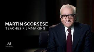 Martin Scorsese Teaches Filmmaking | Official Trailer | MasterClass
