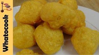 Trinidad 🇹🇹 Dhal and Flour Pholourie Balls Recipes  :  Trinidad And Tobago Indian Delicacy