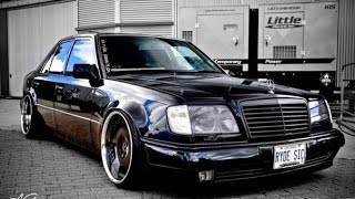 Тюнинг Mercedes Benz W124 (Мерседес 124) #4