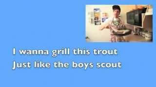 Scream & Shout - will.i.am ft. Britney Spears Parody - Thecomputernerd01 - Lyrics