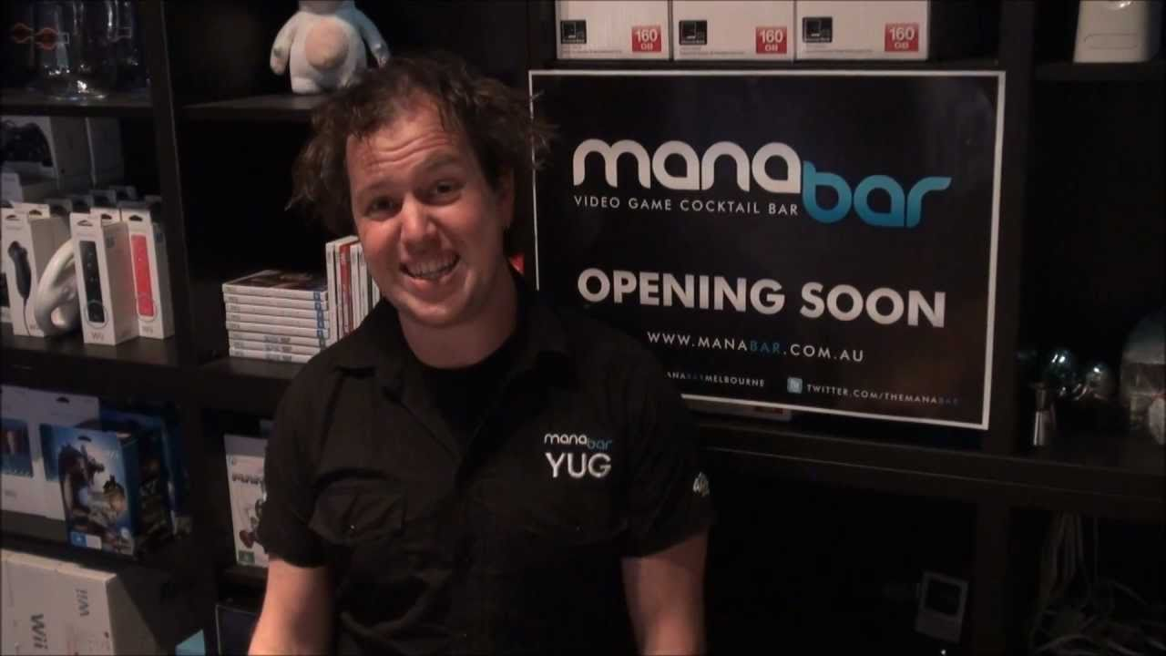 The Mana Bar Melbourne Opens This July