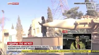 ВКС резко увеличили число боевых вылетов в Сирии