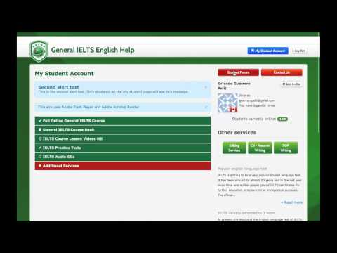 General IELTS Info Video 1 - YouTube