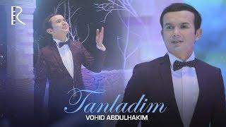 Vohid Abdulhakim - Tanladim | Вохид Абдулхаким - Танладим (Yangi yil kechasi 2019)