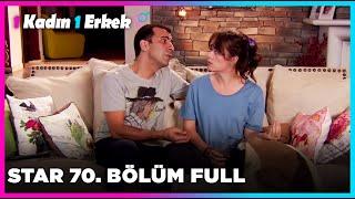 1 Erkek 1 Kadın || 70. Bölüm Star