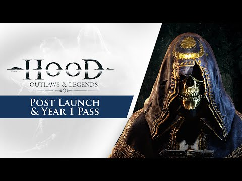Post Launch & Year 1 Pass Trailer de Hood: Outlaws & Legends