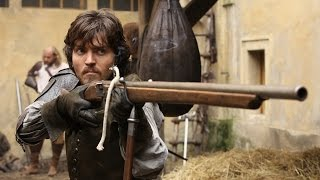 THE MUSKETEERS Battle the Red Guards For Control - BBC America