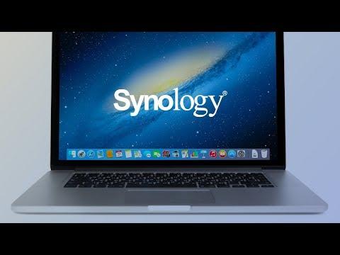Synology NAS im Apple Umfeld - Webinar DSM 6.2