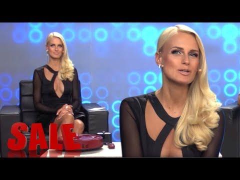 Anne-Kathrin Kosch präsentiert die große SALE-Sendung